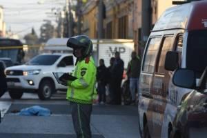 motorista fallecido en zona 1