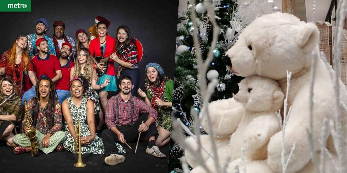 Está chegando o Natal! Veja atrações para a criançada curtir o final do ano em SP