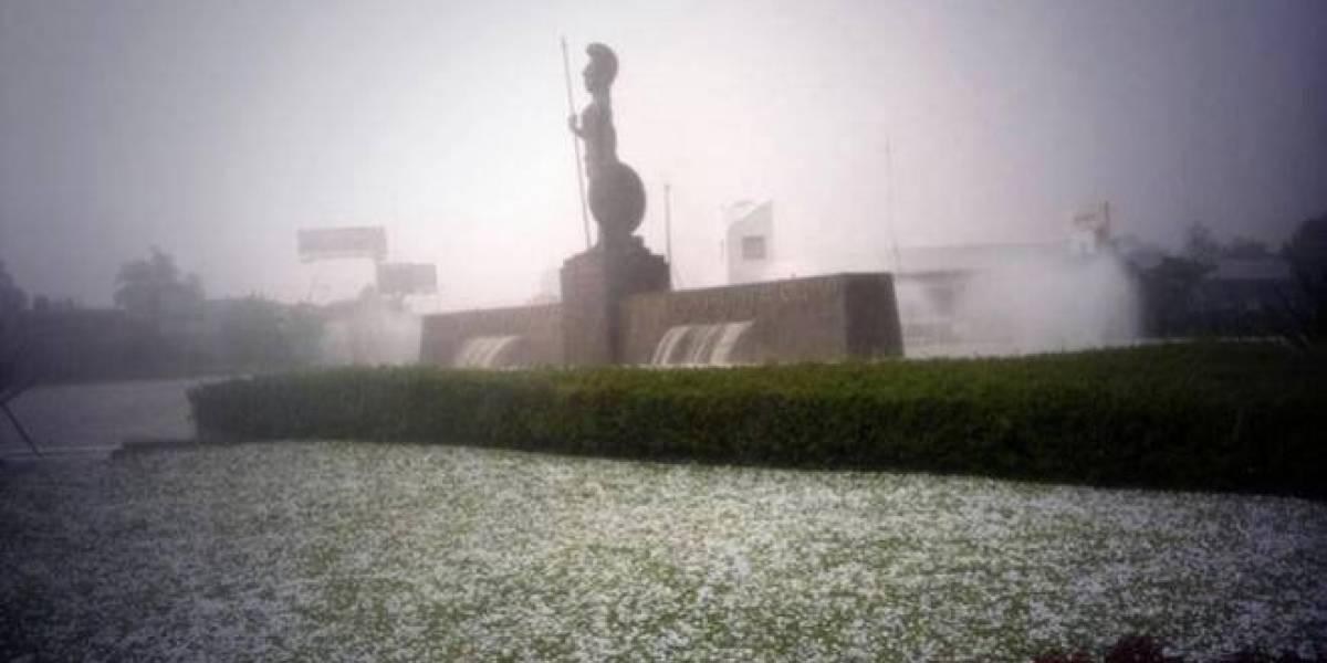 Se cumplen dos décadas de la histórica nevada en Guadalajara