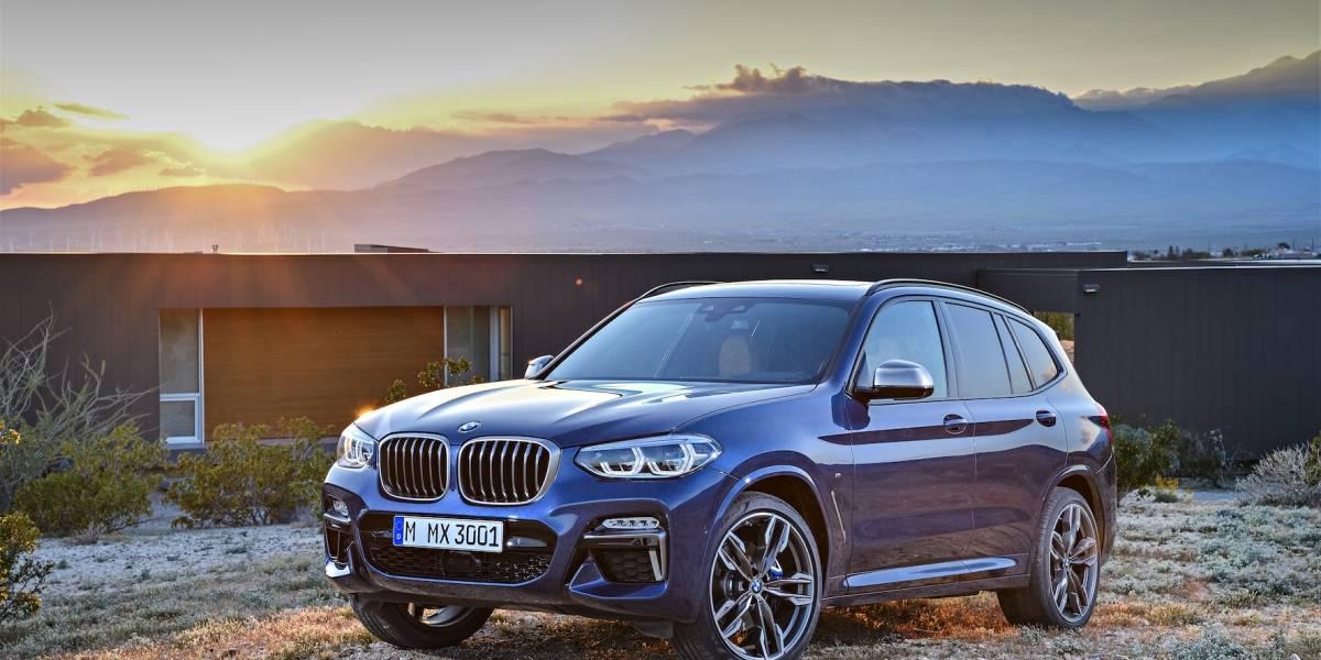 El X3 de BMW llega renovado para conquistar el segmento