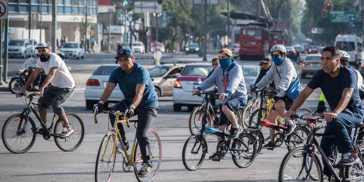 Los amas o los odias, estos son los tipos de ciclistas de la CDMX
