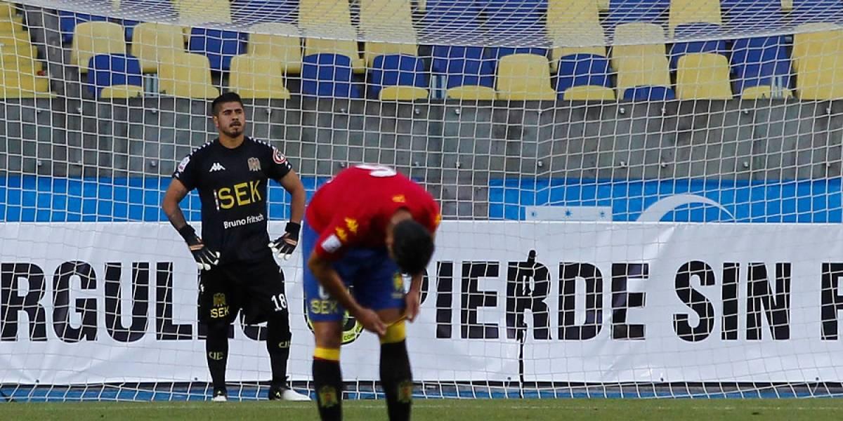 Un increíble autogol de Unión dejó a la U. de Concepción a un paso de la Libertadores