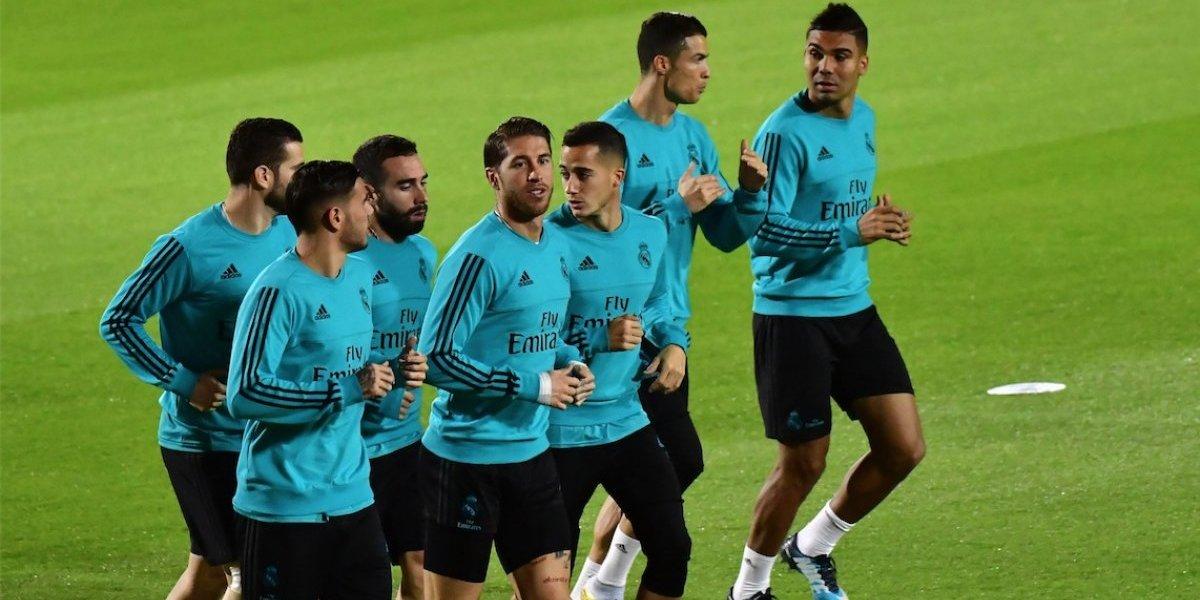 ¿A que hora inicia el Real Madrid su camino en el Mundial de Clubes?
