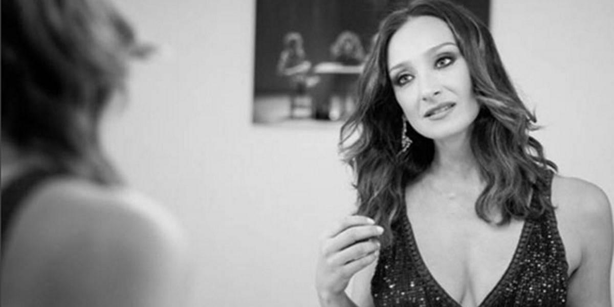 Sabrina Parlatore diz que não falou sobre câncer para se tratar em paz