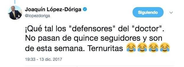 Foto: @lopezdoriga
