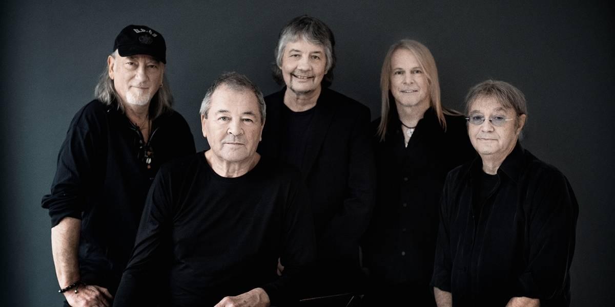 Deep Purple entra em rota de despedida e celebra rock com show em São Paulo