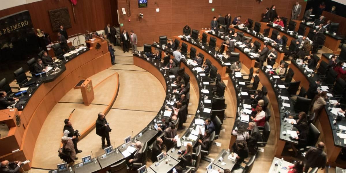 Comisiones del Senado aprueban Ley de Seguridad Interior; pasa al Pleno
