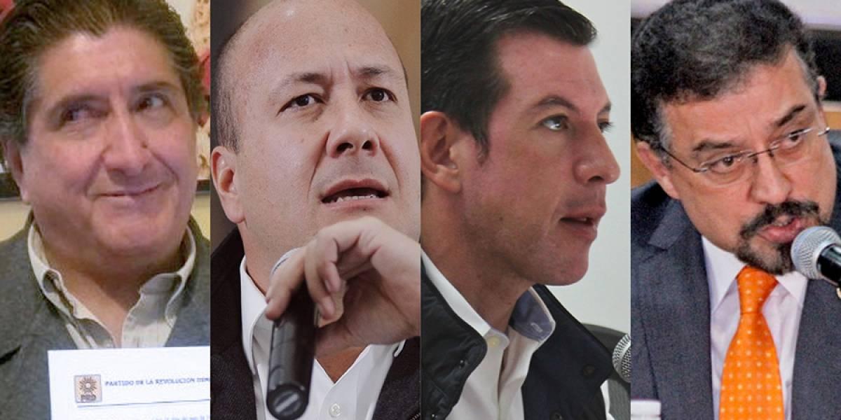 Se acomodan piezas para la gubernatura de Jalisco