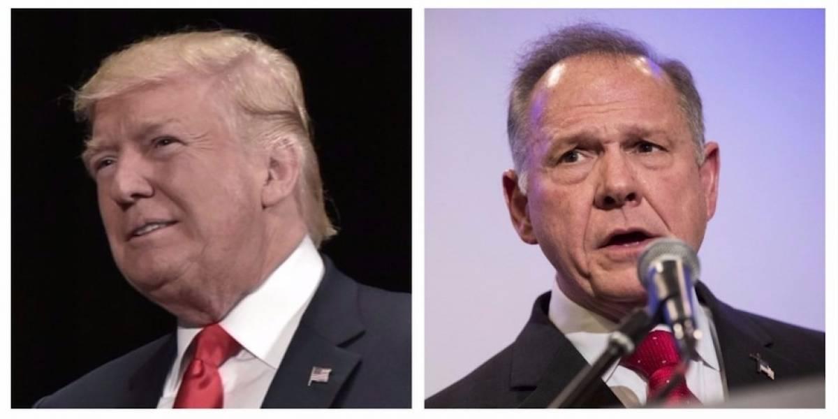Trump se distancia de la derrota de su candidato en Alabama
