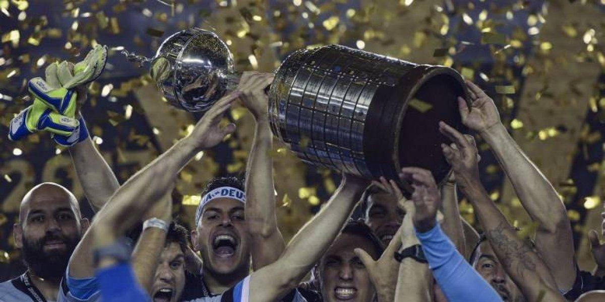 El fútbol chileno cambia: así será el nuevo sistema para clasificar a la Copa Libertadores