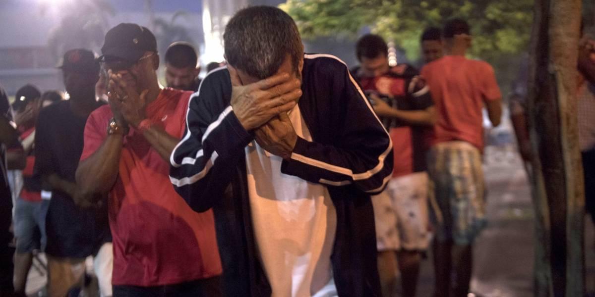 Los incidentes en el Maracaná que provocaron caos y empañaron la final de la Sudamericana