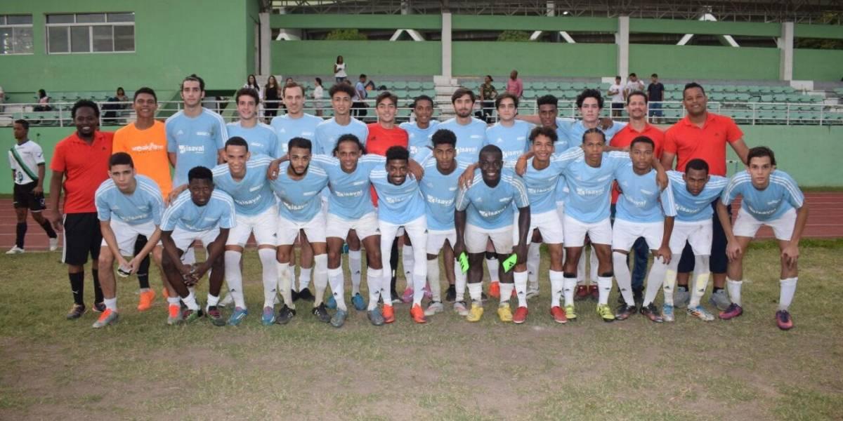 El América SD gana título con doblete de Mateo en vibrante partido contra Bien FC