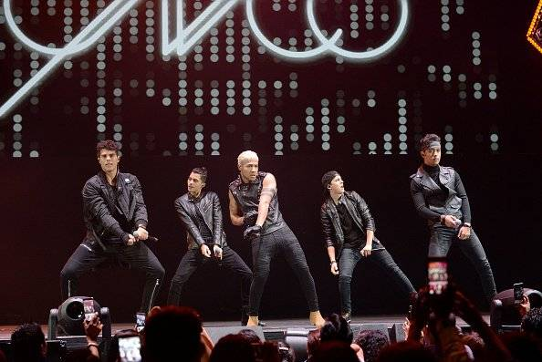 CNCO Getty Images