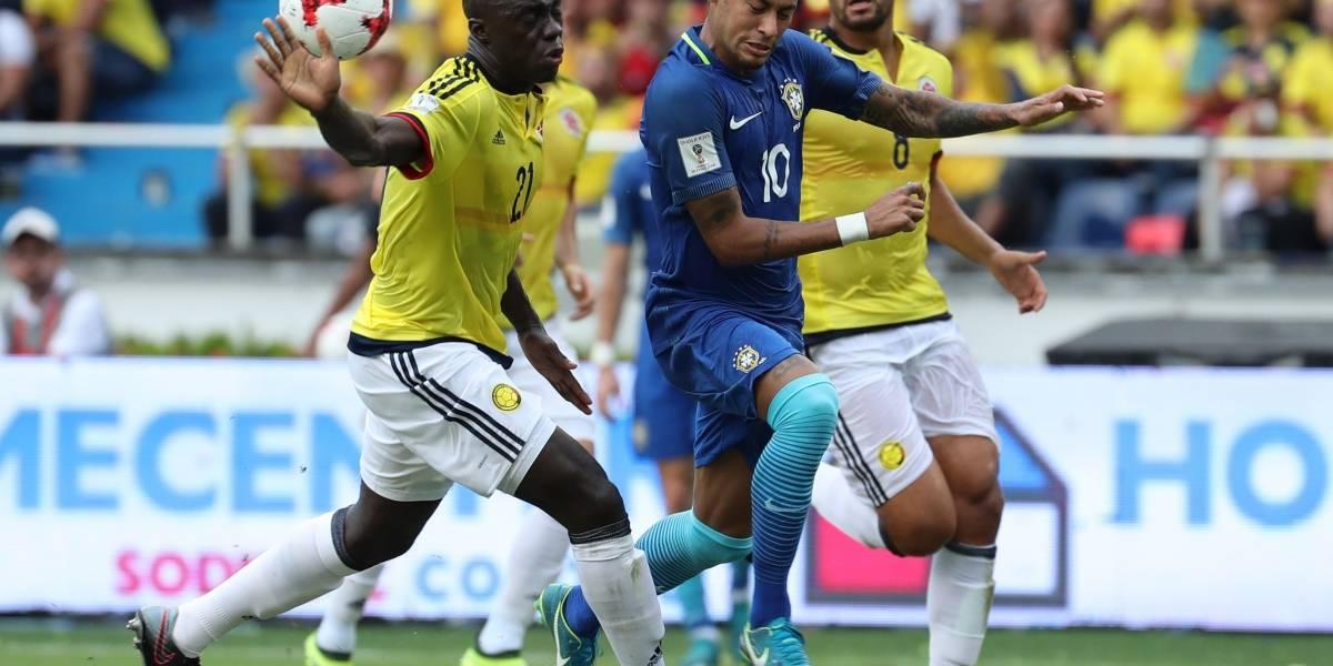 Neymar acusó a un colombiano de ser el peor jugador que ha enfrentado