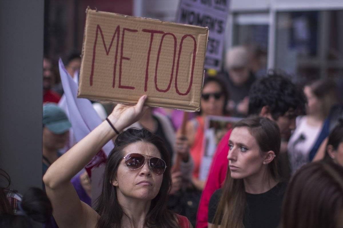 Denúncias contra Weinstein e outras figuras públicas têm levado cada vez mais mulheres a protestar contra o assédio