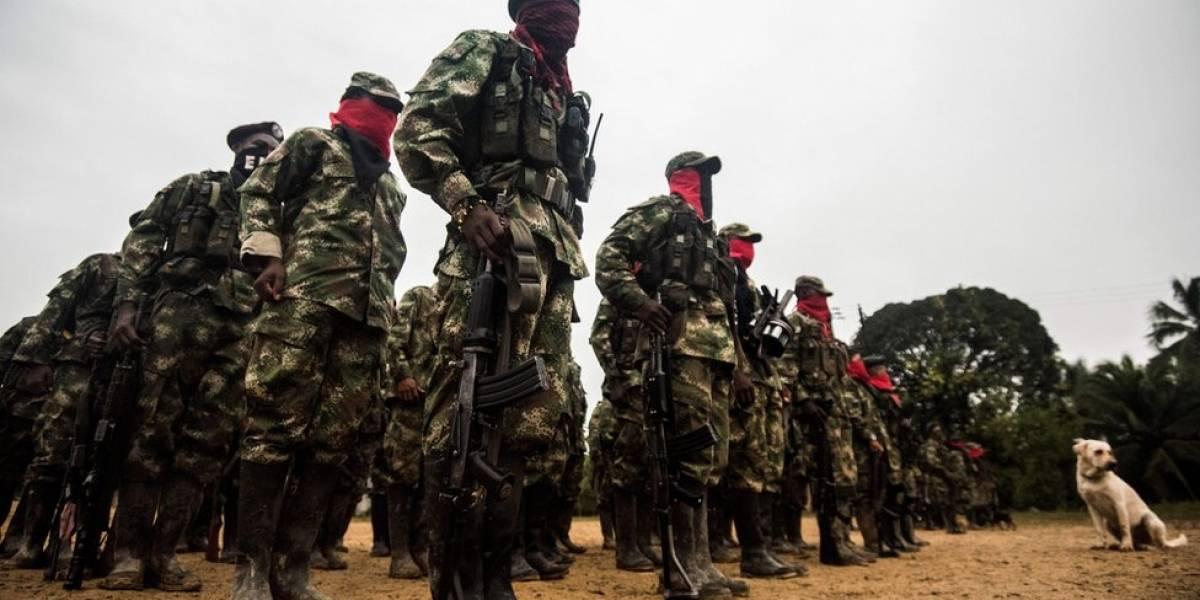 Choque entre disidentes de las Farc y guerrilleros de ELN deja cuatro muertos