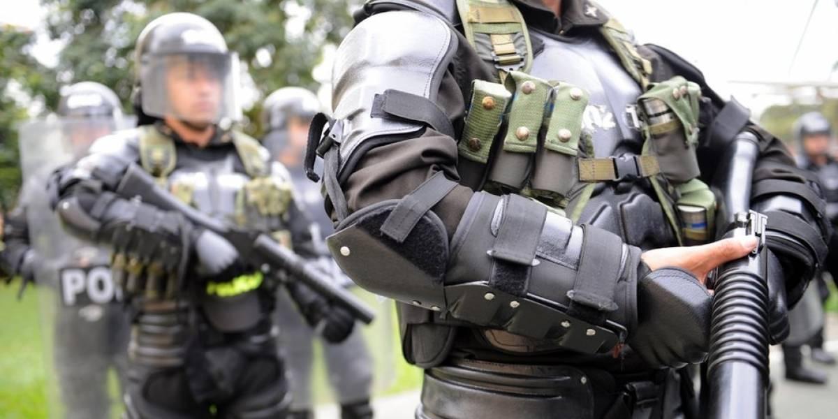 En medio de la pandemia invertirán $9500 millones en municiones para el Esmad