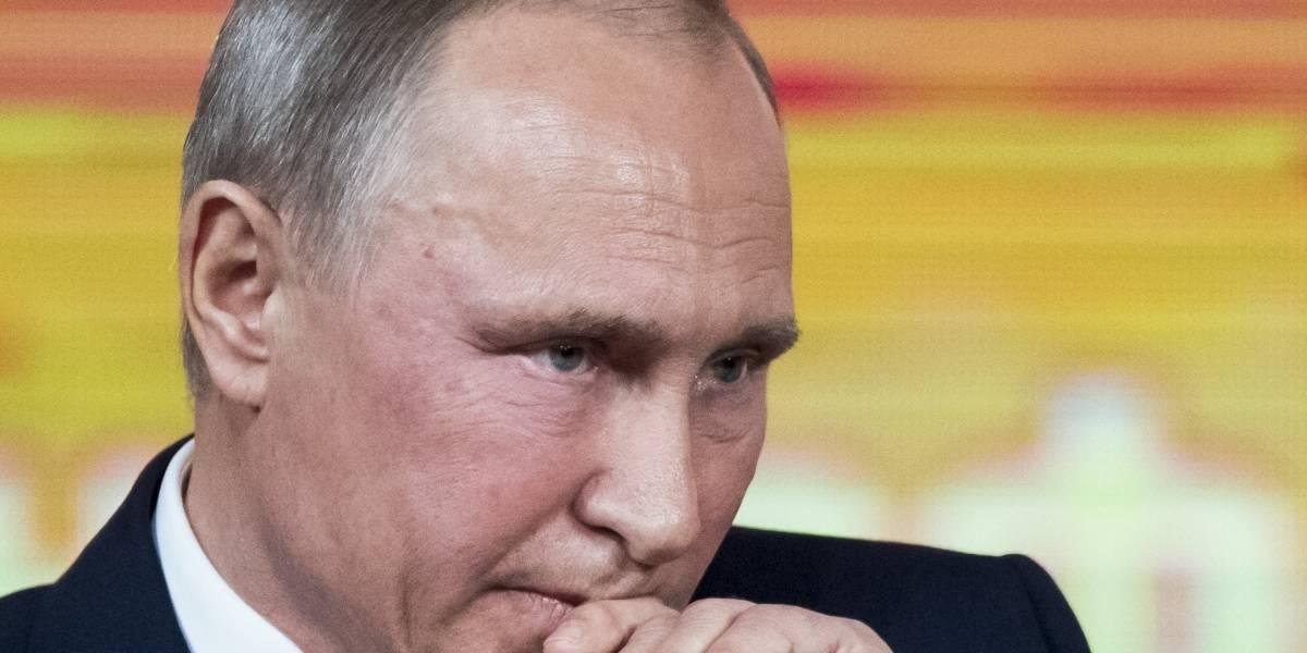 Opositores de Trump inventaron supuesta injerencia rusa en elecciones: Putin