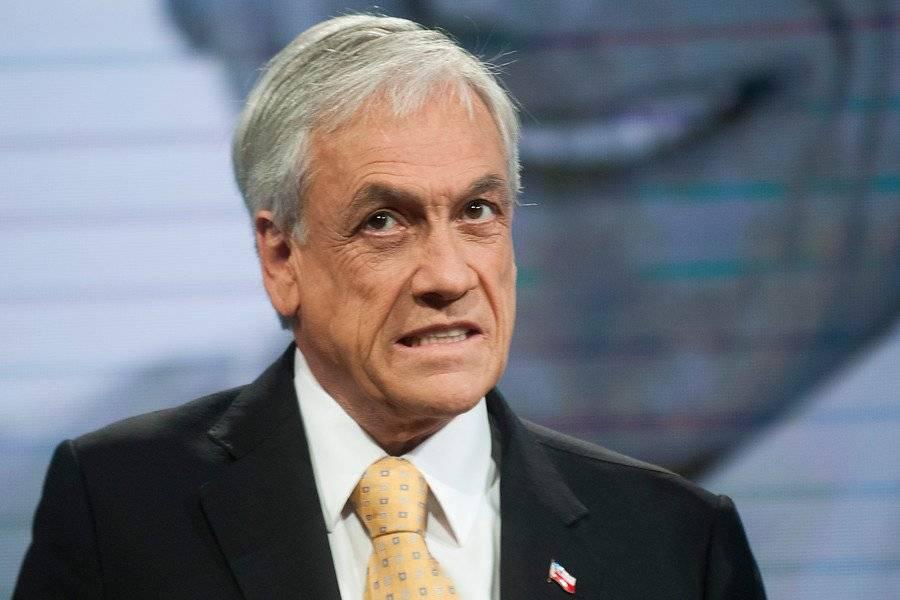 Sebastián Piñera tiene el apoyo del mundo del deporte / imagen: Aton Chile