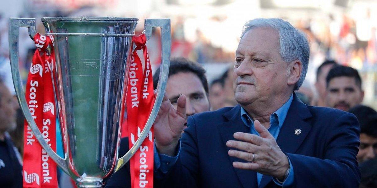Ratificado: El fútbol chileno vuelve al torneo largo para 2018