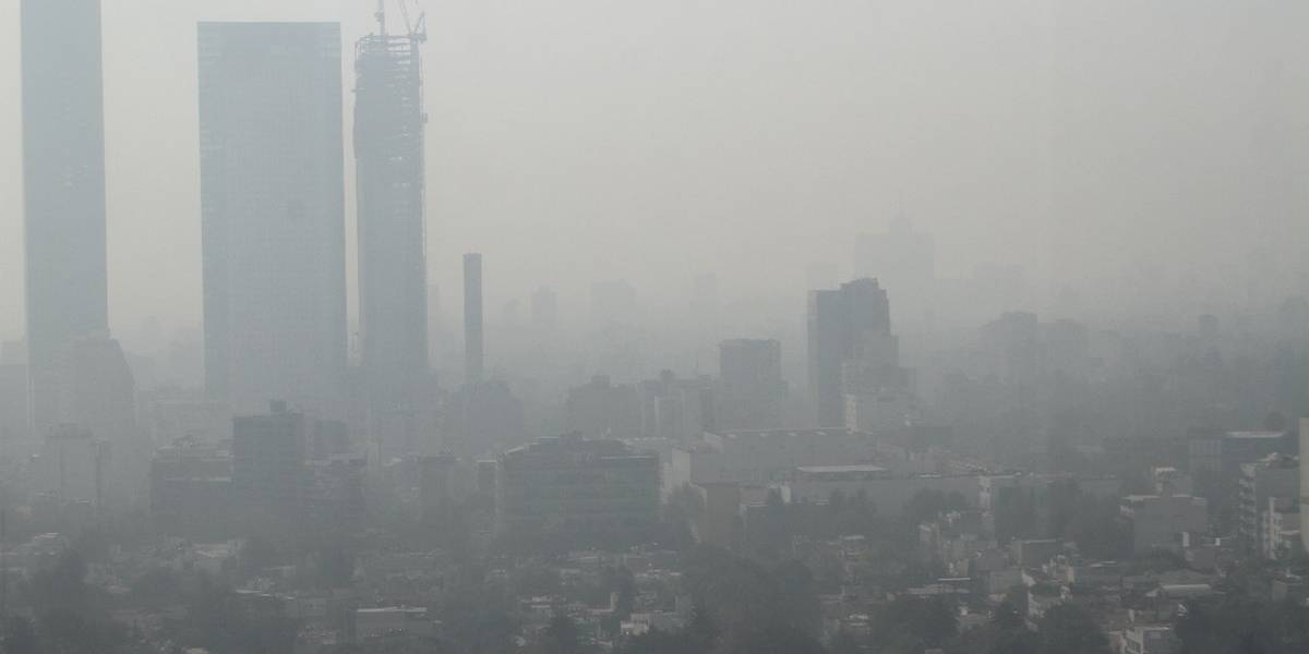 FOTOS: Así se ve la CDMX en esta contingencia ambiental