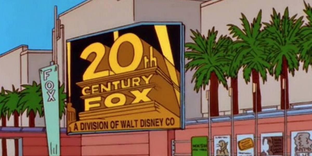 """Así reaccionaron seguidores de """"Los Simpson"""" tras Disney comprar Fox"""