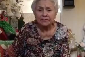 Madre de Jorge Glas envía mensaje al papa Francisco