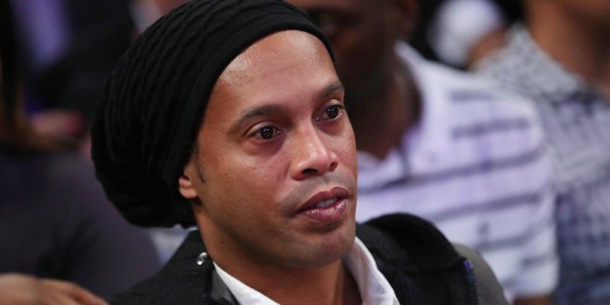Ronaldinho sigue sonando fuertemente para ser candidato a senador en Brasil