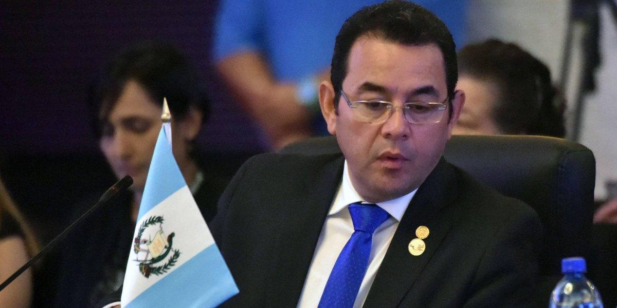 Morales resalta el desarrollo social y económico como factores para evitar migración irregular