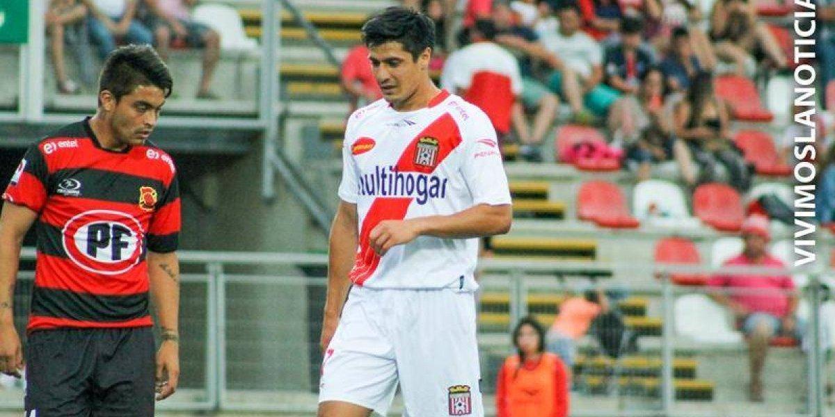 Curicó refuerza su ataque para 2018 con Yashir Pinto