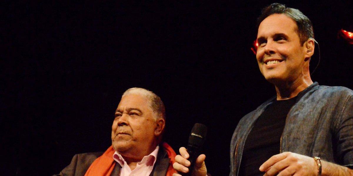 Frank Ceara y Danny Rivera vuelven a cantar este lunes 18
