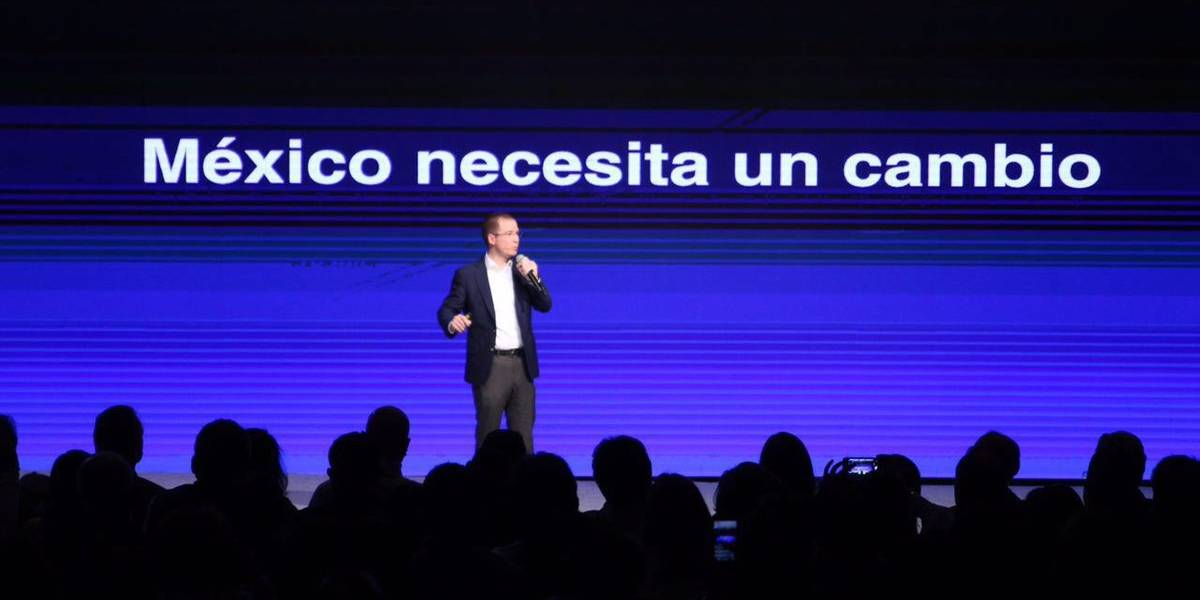 Querétaro será el punto de arranque de Anaya y el frente