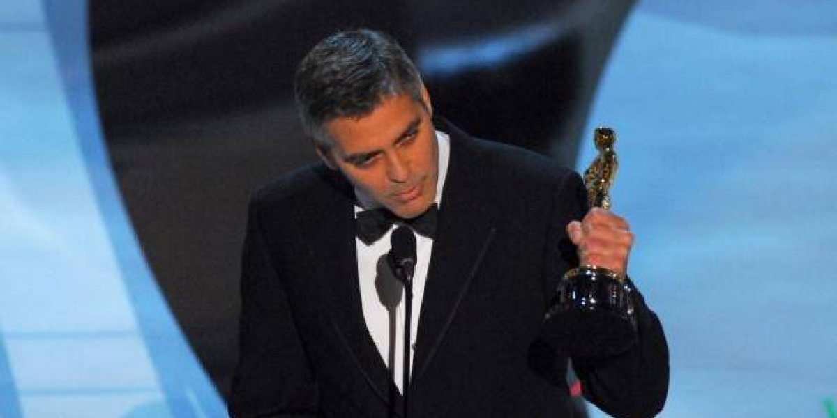 Millonario regalo de George Clooney a sus amigos cuando ganó su segundo Oscar