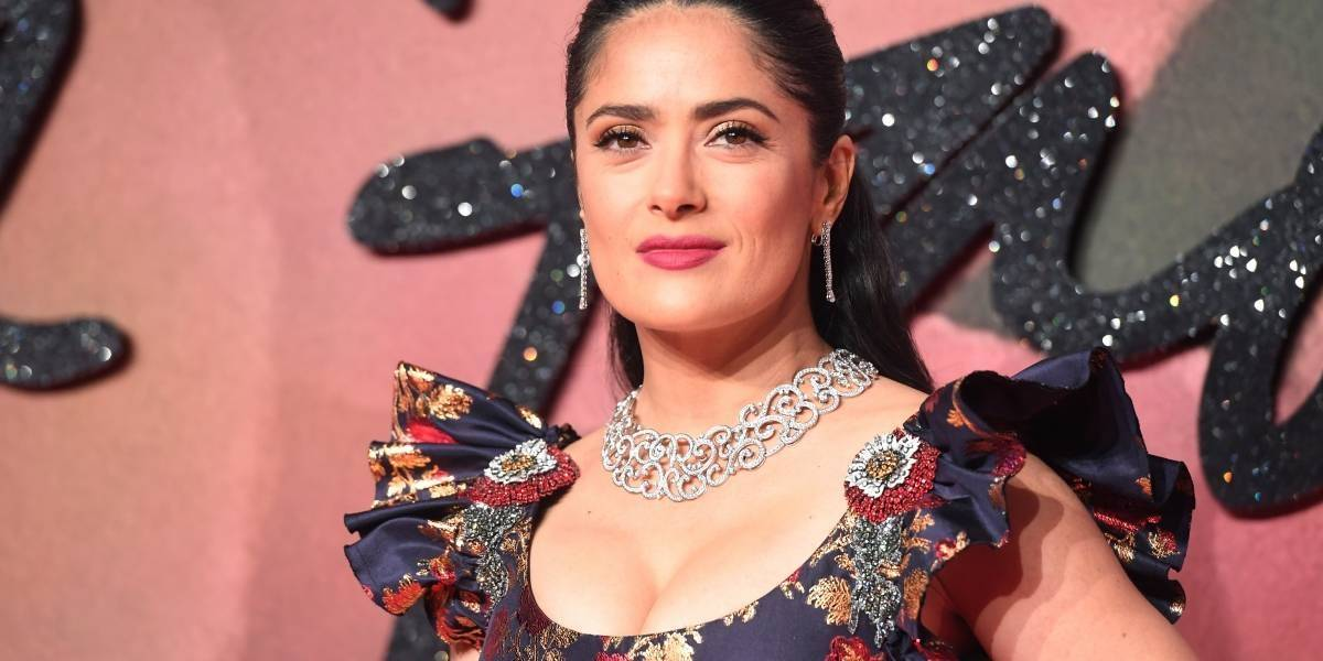 Salma Hayek: Harvey Weinstein fue por años 'mi monstruo'