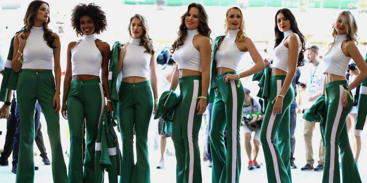 F1 estudia posibilidad de retirar a las 'Grid Girls' de las carreras