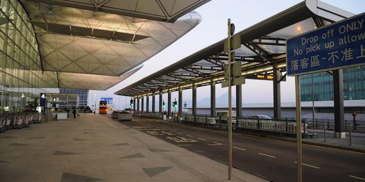 Indigente halla 300 mil euros en Aeropuerto de París