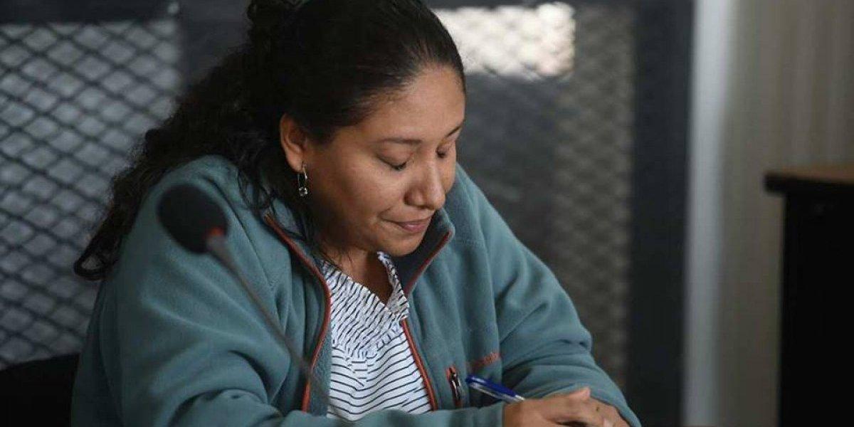 Bienes vinculados a empleada judicial pasan a favor del Estado