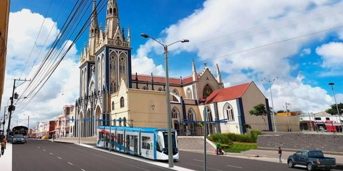 Mintransporte aprueba Metro Ligero sobre la calle 30 en Barranquilla
