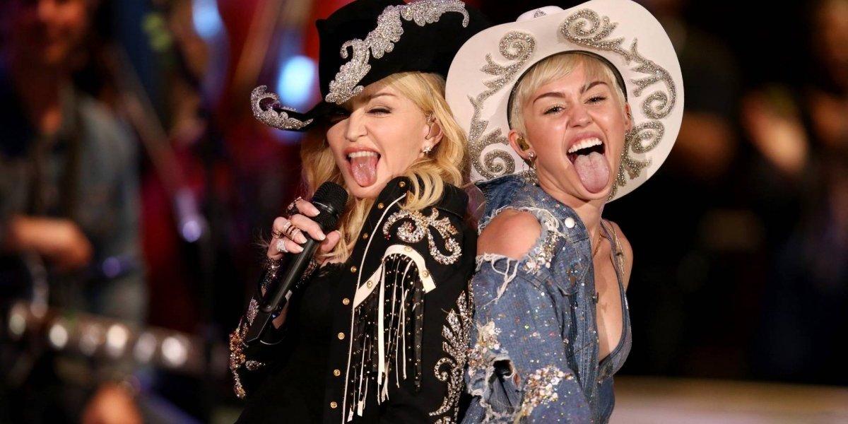 Madonna e Miley Cyrus quase lançaram parceria icônica; ouça