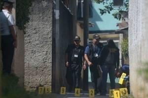 Niño queda en fuego cruzado de pandillas y resulta herido en la zona 18