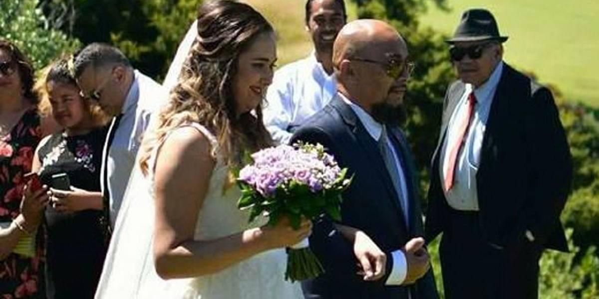 Noiva neozelandesa morre poucas horas depois de se casar