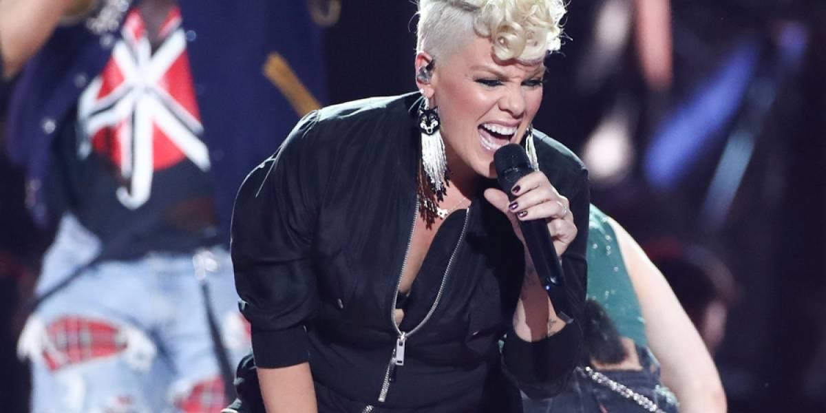Pink entre estrellas que cantaran la semana del Super Bowl