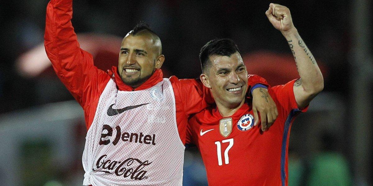 """Vidal se lamenta por el sorteo de la Champions: """"Hubiese sido mejor enfrentar a Gary en la final"""""""