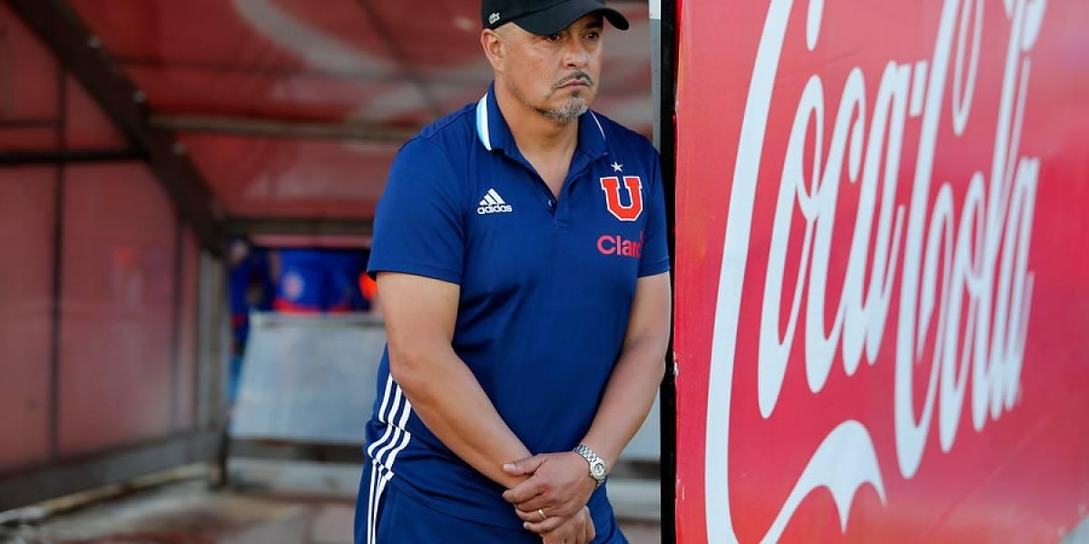 Luis Musrri no sigue en Universidad de Chile