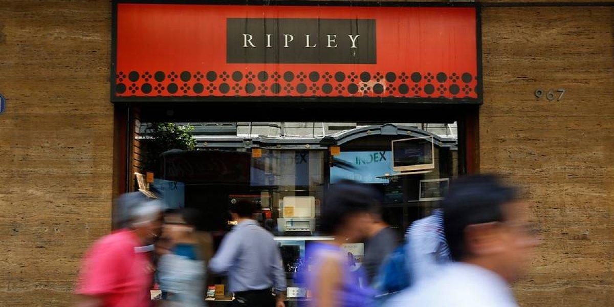 """Justicia aplica multa de más de $1 millón a Ripley por promoción """"engañosa"""""""