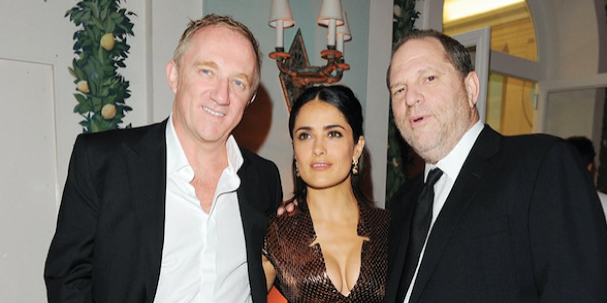 Harvey Weinstein rompe el silencio