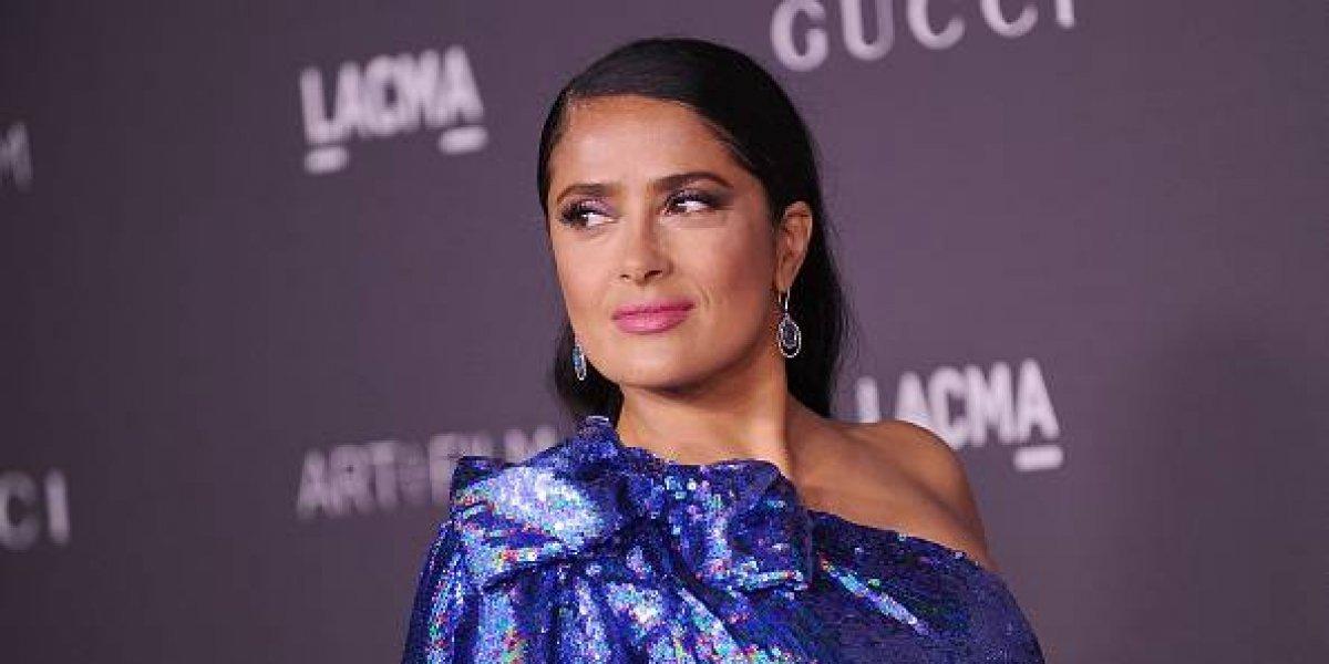 Salma Hayek confiesa el infierno que vivió con Harvey Weinstein