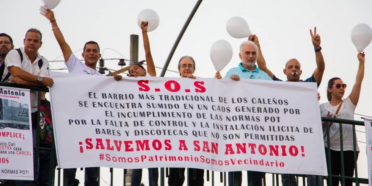 Vecinos de San Antonio piden atención urgente de las autoridades