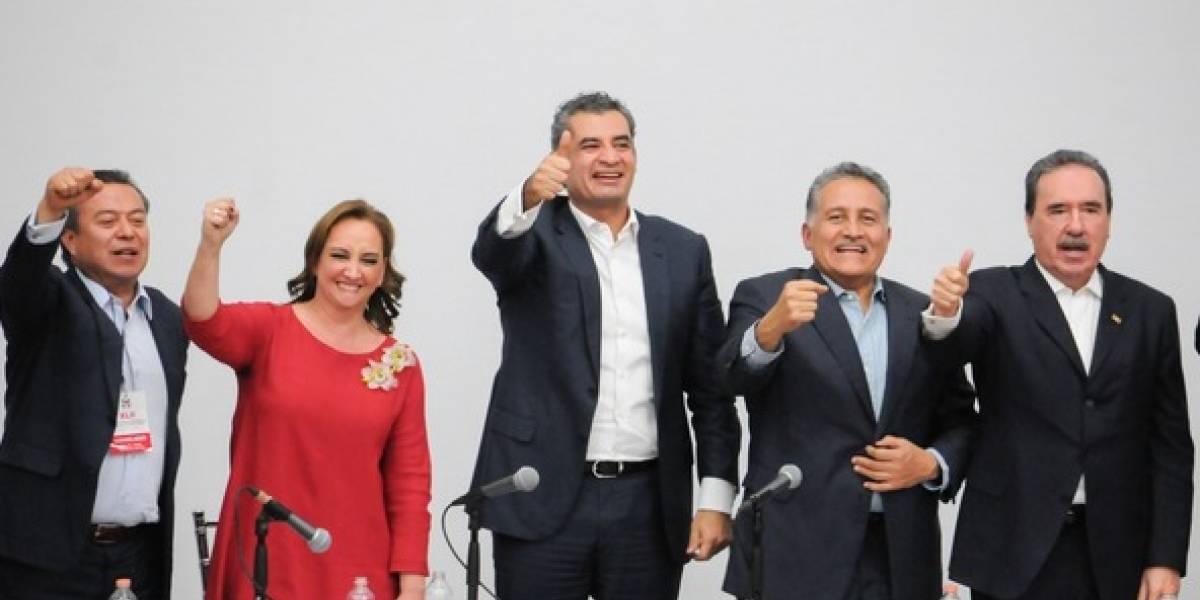 PRI aprueba coalición con Panal y PVEM