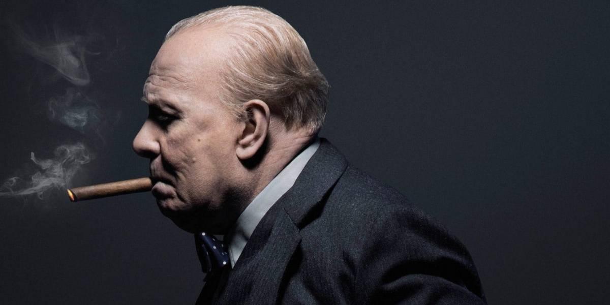 Gary Oldman gastou 20 mil dólares em charutos para interpretar Winston Churchill